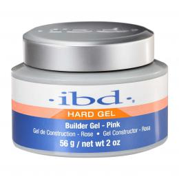 IBD HARD GEL . Builder Gel Pink 56g