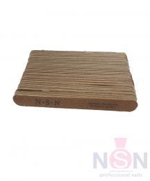 NSN pilník na nehty 100/100  ,50ks