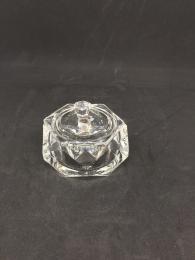 Miska sklenìná na pudr - Velka - zvìtšit obrázek