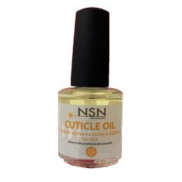 NSN Cuticle olej vanilka 15ml - zvìtšit obrázek