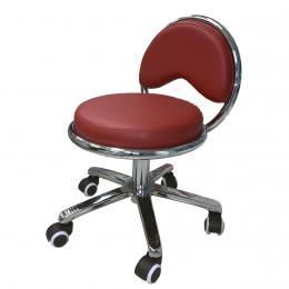 pedikérská židle Èervená