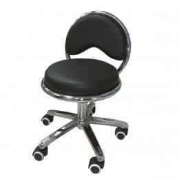 pedikérská židle Èerná