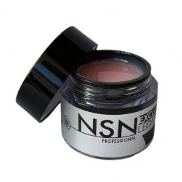 NSN Exclusive LED/UV Gel 50g - Soft Pink. NEPÁLÍ