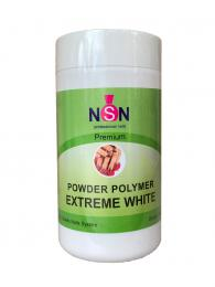 NSN akrylový pudr 660g - WHITE