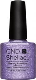 CND SHELLAC™ - UV COLOR - ALLURING AMETHYST 0.25oz (7,3ml) - zvìtšit obrázek