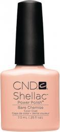 CND SHELLAC™ - UV COLOR - BARE CHEMISE 0.25oz (7,3ml) - zvìtšit obrázek