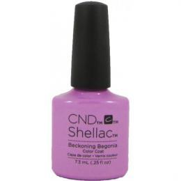 CND SHELLAC™ - UV COLOR - beckoning begonia 0.25oz (7,3ml) - zvìtšit obrázek