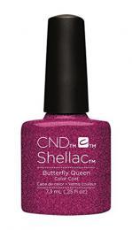 CND SHELLAC™ - UV COLOR - butterfly queen 0.25oz (7,3ml) - zvìtšit obrázek