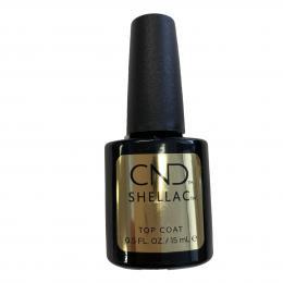 CND SHELLAC™ - ORIGINAL UV TOP COAT 0.5oz (15ml) - zvìtšit obrázek