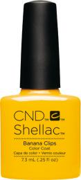 CND SHELLAC™ - UV COLOR - BANANA CLIPS 0.25oz (7,3ml) - zvìtšit obrázek