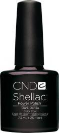 CND SHELLAC™ - UV COLOR - DARK DAHLIA 0.25oz (7,3ml) - zvìtšit obrázek