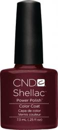 CND SHELLAC™ - UV COLOR - DARK LAVA 0.25oz (7,3ml) - zvìtšit obrázek