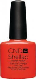 CND SHELLAC™ - UV COLOR - ELECTRIC ORANGE 0.25oz (7,3ml) - zvìtšit obrázek