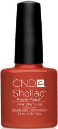 CND SHELLAC™ - UV COLOR - FINE VERMILION 0.25oz (7,3ml) - zvìtšit obrázek