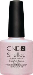 CND SHELLAC™ - UV COLOR - GRAPEFRUIT SPARKLE 0.25oz (7,3ml) - zvìtšit obrázek
