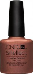 CND SHELLAC™ - UV COLOR - LEATHER SATCHEL 0.25oz (7,3ml) - zvìtšit obrázek
