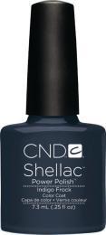 CND SHELLAC™ - UV COLOR - INDIGO FROCK 0.25oz (7,3ml) - zvìtšit obrázek
