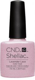 CND SHELLAC™ - UV COLOR - LAVENDER LACE 0.25oz (7,3ml) - zvìtšit obrázek
