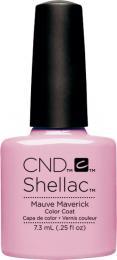 CND SHELLAC™ - UV COLOR - MAUVE MAVERICK  0.25oz (7,3ml) - zvìtšit obrázek