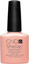 CND SHELLAC™ - UV COLOR - NUDE KNICKERS 0.25oz (7,3ml) - zvìtšit obrázek