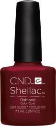 CND SHELLAC™ - UV COLOR - OXBLOOD 0.25oz (7,3ml) - zvìtšit obrázek