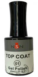 UV TOP COAT BEZ VÝPOTKU 20 ML