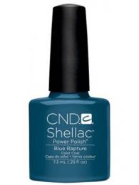 CND SHELLAC™ - UV COLOR - BLUE RAPTURE 0.25oz (7,3ml)