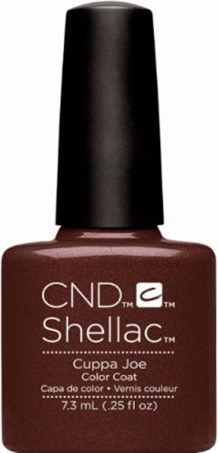 CND SHELLAC™ - UV COLOR - Cuppa Joe 0.25oz (7,3ml) - zvìtšit obrázek