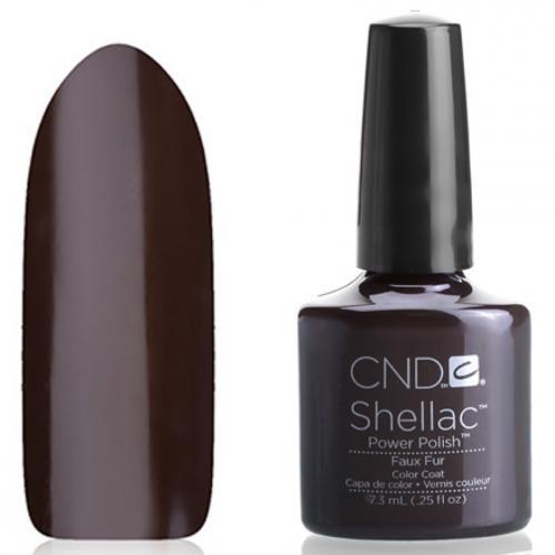 CND SHELLAC™ - UV COLOR - Faux Fur 0.25oz (7,3ml) - zvìtšit obrázek