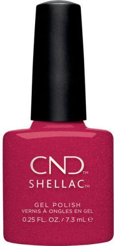 CND SHELLAC™ - UV COLOR - KISS OF FIRE 0.25oz (7,3ml) - zvìtšit obrázek