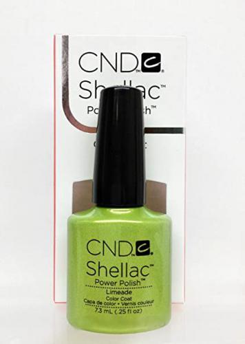 CND SHELLAC™ - UV COLOR - Limeade 0.25oz (7,3ml) - zvìtšit obrázek
