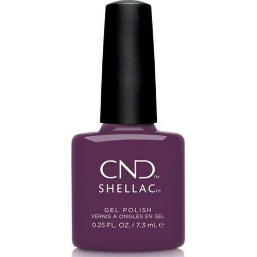 CND SHELLAC™ - UV COLOR - Verbena Velvet 0.25oz (7,3ml) - zvìtšit obrázek