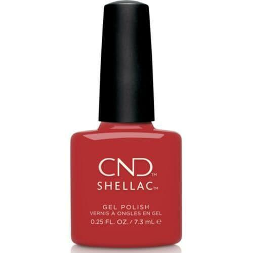 CND SHELLAC™ - UV COLOR - Soft Flame 0.25oz (7,3ml) - zvìtšit obrázek