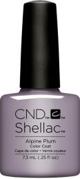 CND SHELLAC™ - UV COLOR - ALPINE PLUM 0.25oz (7,3ml)