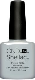 CND SHELLAC™ - UV COLOR - MYSTIC SLATE 0.25oz (7,3ml)