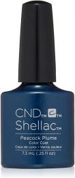 CND SHELLAC™ - UV COLOR - peacock plume 0.25oz (7,3ml) - zvìtšit obrázek