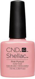 CND SHELLAC™ - UV COLOR - PINK PURSUIT 0.25oz (7,3ml) - zvìtšit obrázek