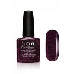 CND SHELLAC™ - UV COLOR - poison plum 0.25oz (7,3ml) - zvìtšit obrázek
