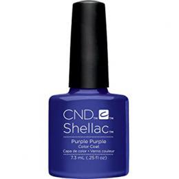 CND SHELLAC™ - UV COLOR - purple purple 0.25oz (7,3ml) - zvìtšit obrázek