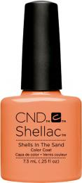 CND SHELLAC™ - UV COLOR - SHELLS IN THE SAND 0.25oz (7,3ml) - zvìtšit obrázek