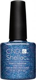 CND SHELLAC™ - UV COLOR - STARRY SAPPHIRE 0.25oz (7,3ml)