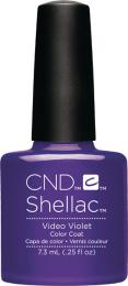 CND SHELLAC™ - UV COLOR - VIDEO VIOLET 0.25oz (7,3ml)