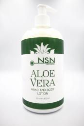 krém na ruce - NSN Aloe Vera 473ml - zvìtšit obrázek