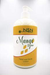 krém na ruce - NSN Mango Vera 473ml