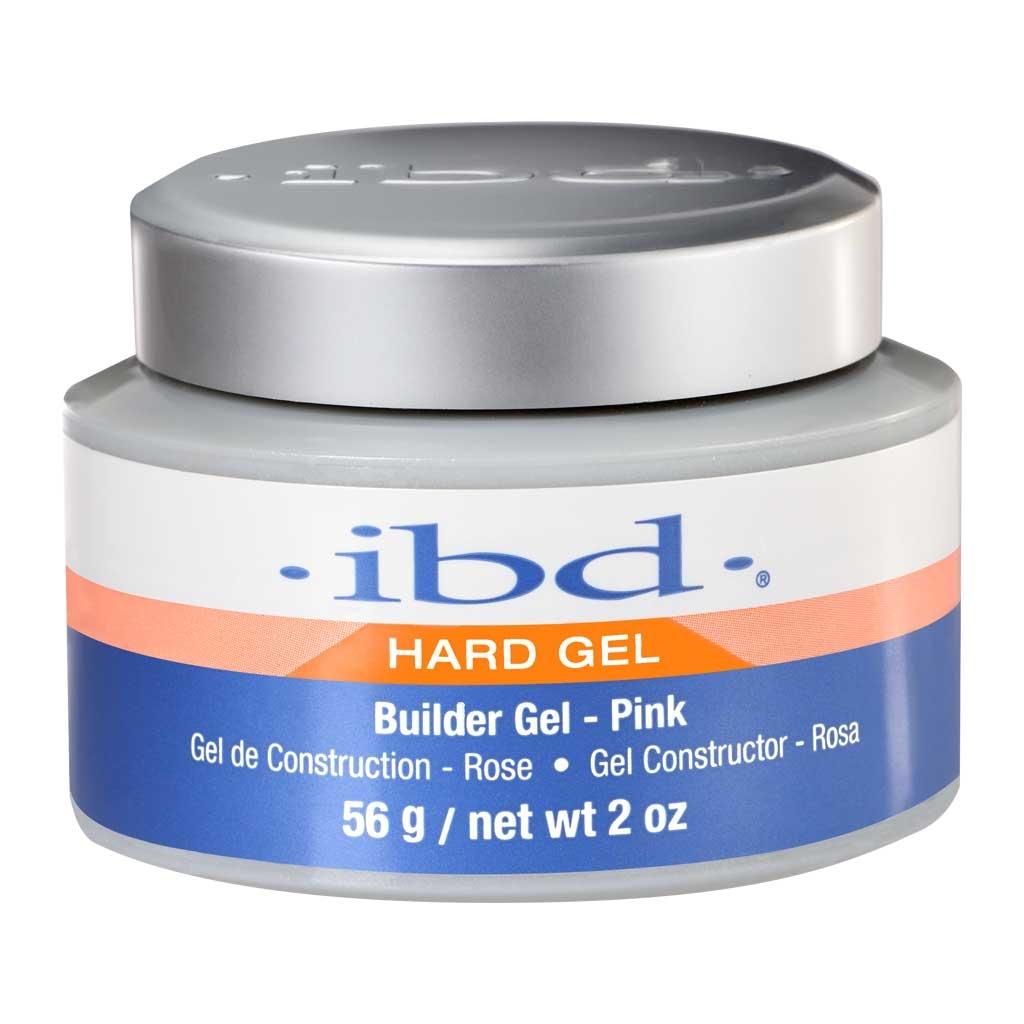 IBD HARD GEL . Builder Gel Pink 56g