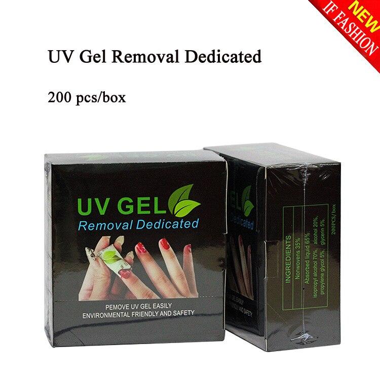 UV GEL removal dedicated 200ks
