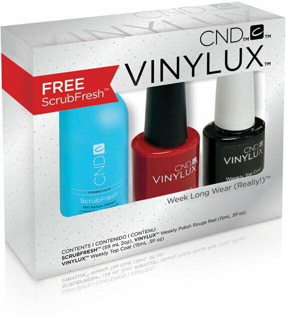 CND VINYLUX Nail Polish STOCKING STUFFER